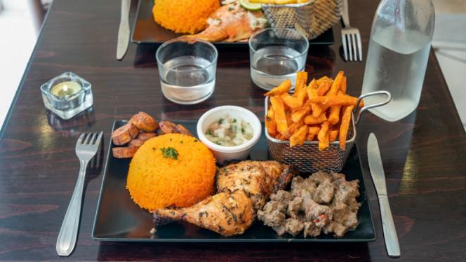 Suggestion de plat - French Karib, Bordeaux