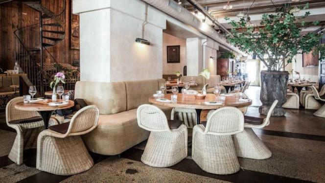 het restaurant - Ashoka Restaurant - Amsterdam Centrum, Amsterdam