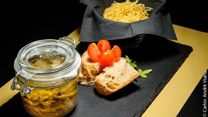 Sugestão do chef - Prova - Enoteca, Lisboa