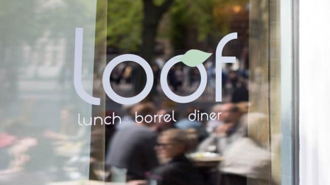 Ingang - Restaurant Loof, Utrecht