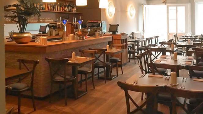 Restaurantzaal - Restaurant Loof, Utrecht