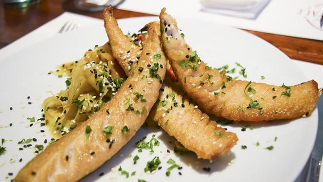 Sugestão do chef - Clube Royale Restaurante Bar, Lisboa