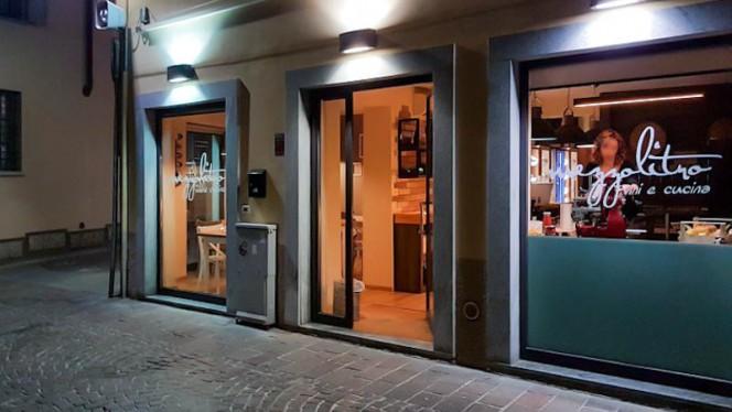Entrata - Mezzolitro Vini e Cucina, Rho