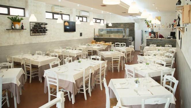 Vista sala - Ristorante Pizzeria Da Massimo, Rome