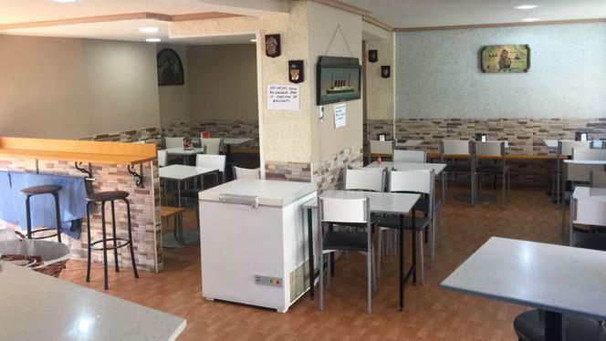 sala - Marisquería Palas, Getafe