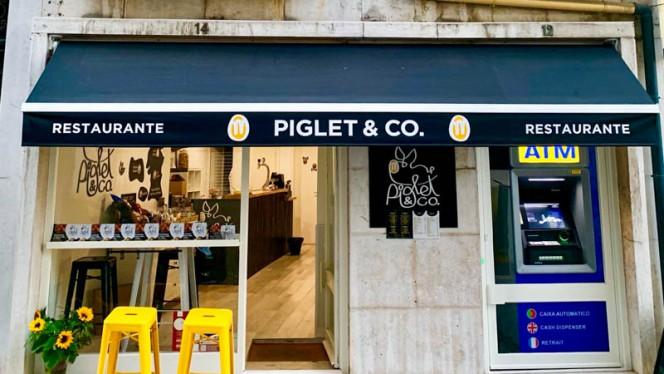 Exterior - Piglet and CO, Lisboa