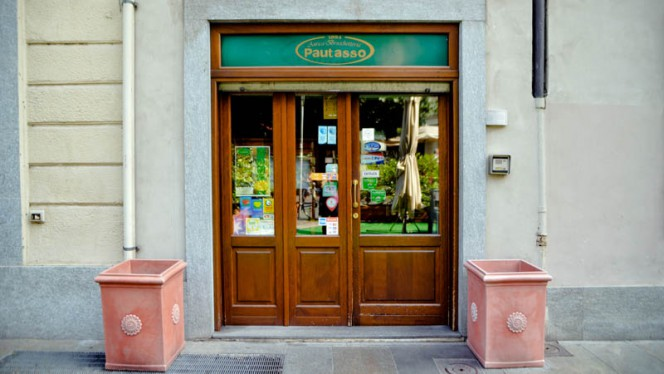 Entrata - Antica Bruschetteria Pautasso, Turin