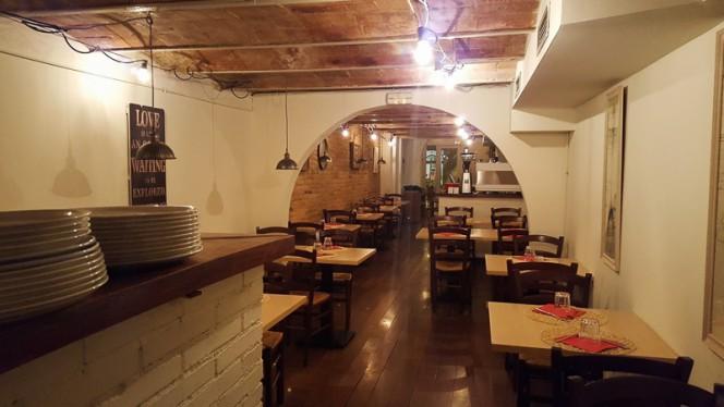 Sala - Solo Pizza, Barcelona