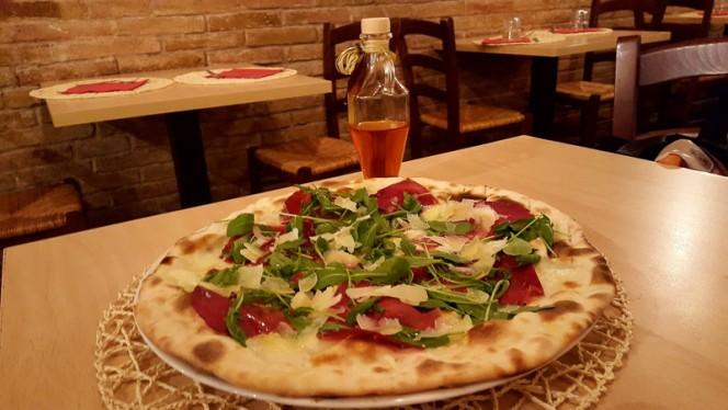 Sugerencia del chef - Solo Pizza, Barcelona