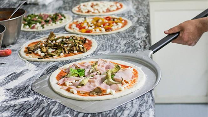 piatto - La Pergamena, Milan
