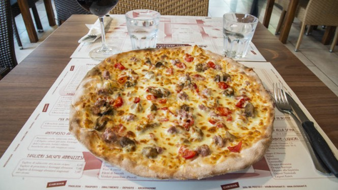 Pizza - The king dell'arrosticino Cassia, Rome