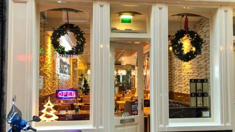 Burger Bar & Pancake, Amsterdam