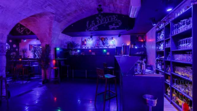 Vue de la salle - La Folie Rouge, Bordeaux
