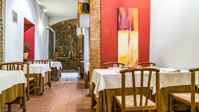 Veduta dell'interno - Ciacco, Bologna