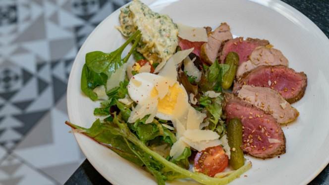 Suggestion du Chef - Le New York, Bordeaux