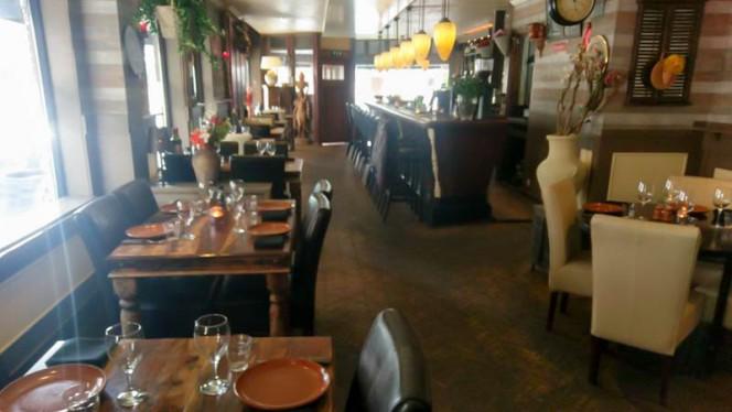 Het restaurant - El Gusto, Den Haag
