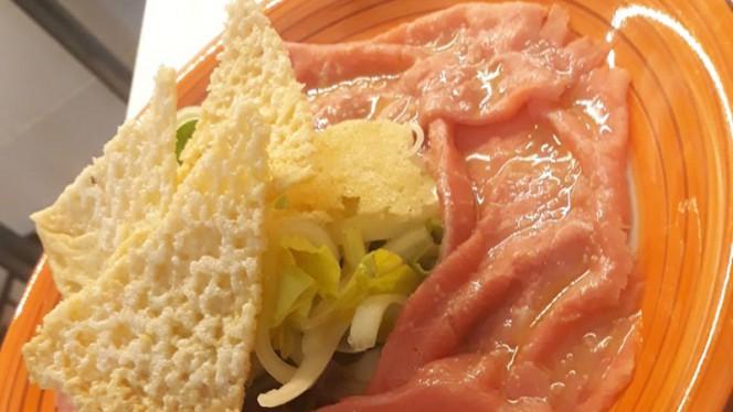Suggerimento dello chef - Ristorante del Duomo Bicerin, Torino