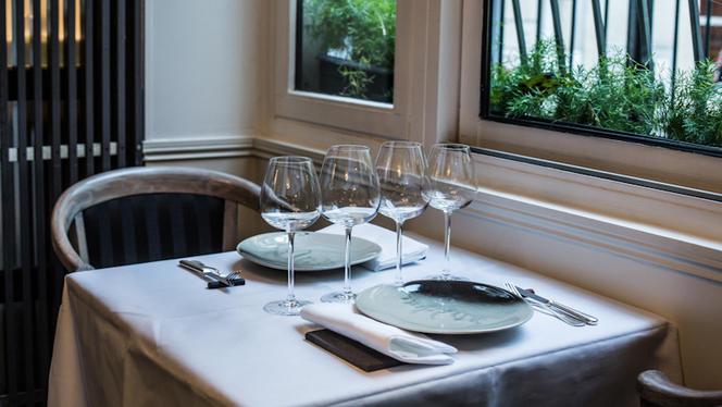 Table dressée - Cobéa - Philippe Bélissent, Paris