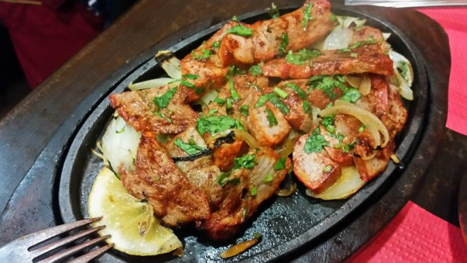Sugerencia del chef - Baisakhi, Madrid