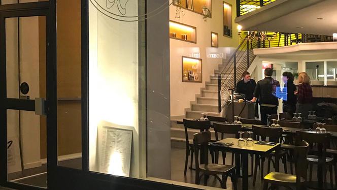 Facade du restaurant - A nos Mères, Lyon