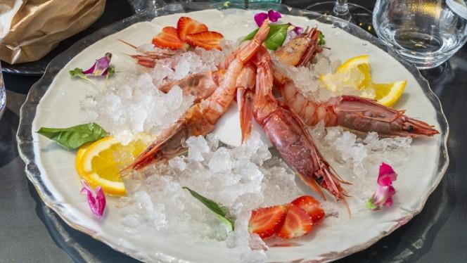 Piatto - Gin Fish Bistrot, Bergamo