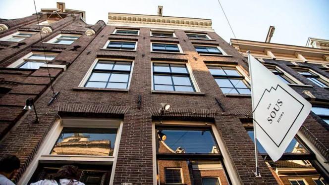 Voorkant - Sous Bar-Bistro, Amsterdam