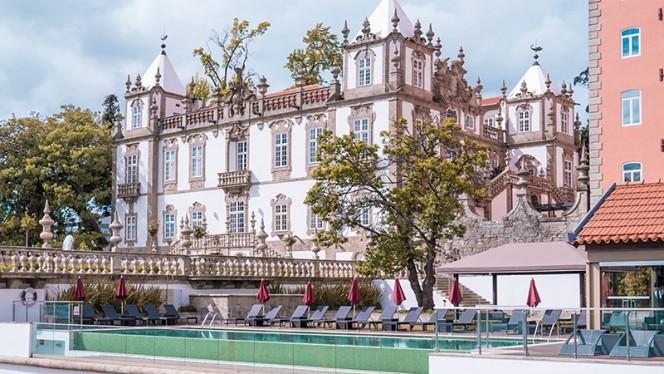 Esplanada - Palatium -  Porto, Porto