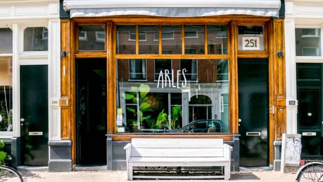 Ingang - Arles, Amsterdam