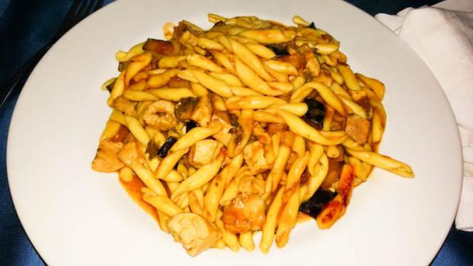 Suggerimento del piatto - Porta di Mare, Sciacca