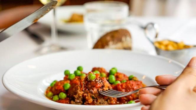 Sugerencia del chef - Gran Clavel - Casa de Comidas, Madrid