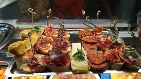 Mes Souvenirs d'Espagne (Marché des Capucins), Bordeaux