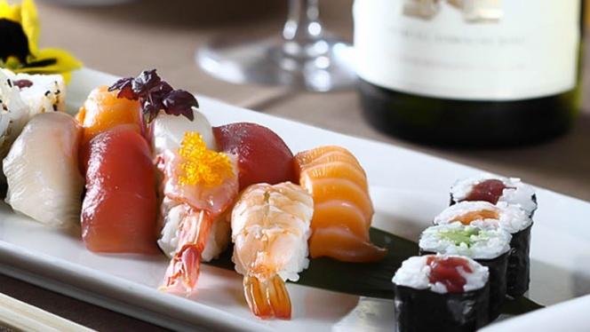 Il sushi - Perla D'Oro, Milan
