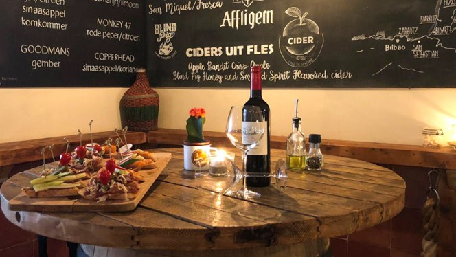 Restaurant - Cafe de Bayonne, Den Haag