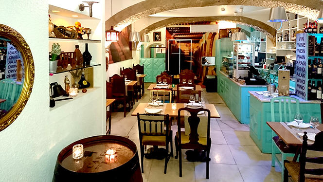Sala - Bread4You Bistrô, Lisboa