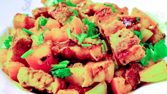 Sugestão prato - Mistura de Aroma & Grill, Cascais