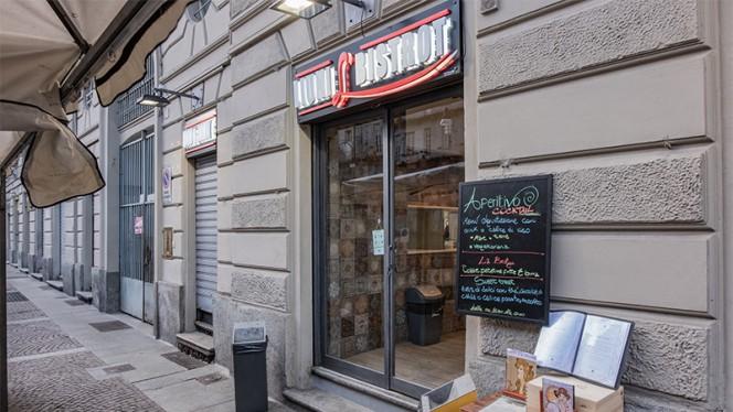 Entrata - Liuni Bistrot, Turin