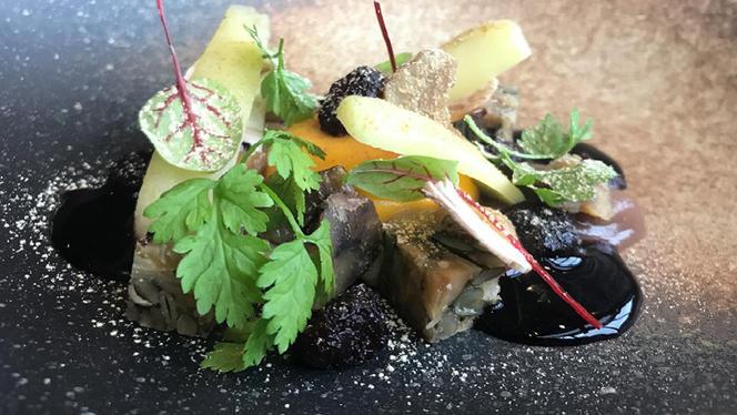 Suggestie van de chef - Bluefinger Restaurant, Zwolle
