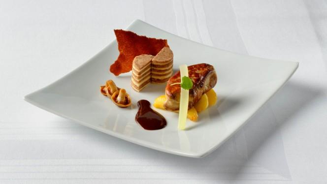 Foie Gras - Restaurant Des Indes, Den Haag