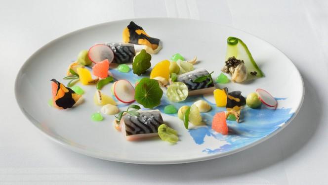 Makreel - Restaurant Des Indes, Den Haag
