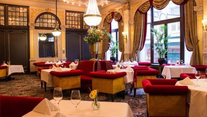 Restaurant - Restaurant Des Indes, Den Haag