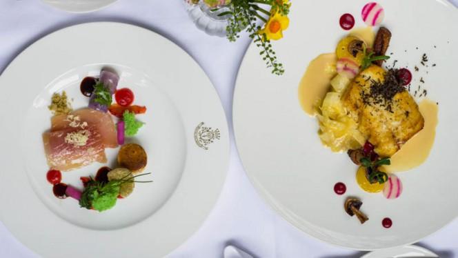 Suggestie - Restaurant Des Indes, Den Haag