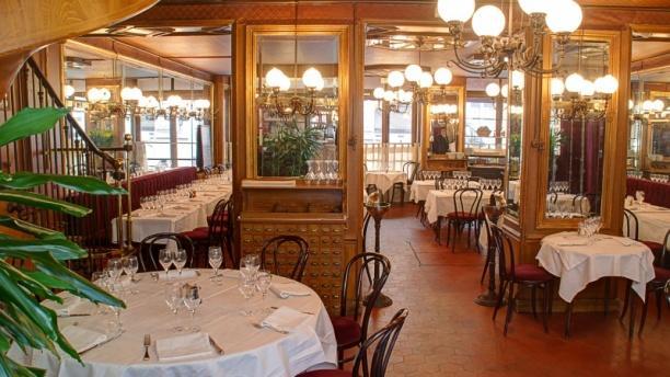 Vue d'ensemble de la salle - Le Bistrot de Paris, Paris
