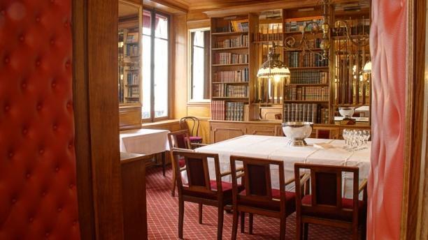 Salon du restaurant - Le Bistrot de Paris, Paris