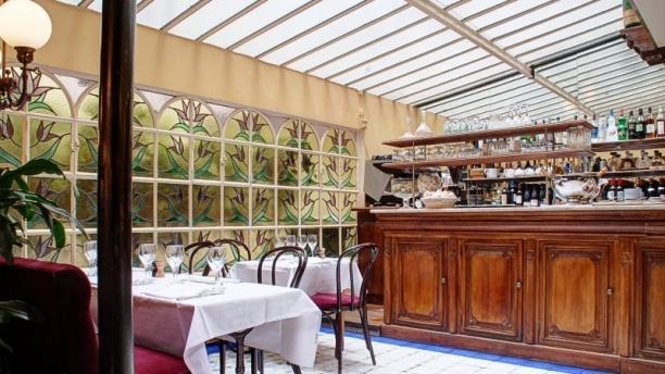 Aperçu du bar - Le Bistrot de Paris, Paris