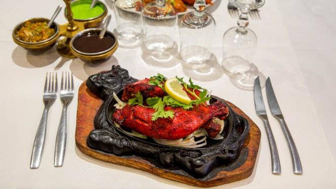 Suggestion du chef - Le New Goa, Toulouse