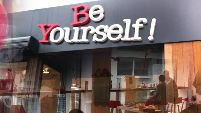 Entrée - Be Yourself !, Lille