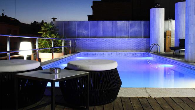 La Terraza del Claris - Hotel Claris - La Terraza del Claris - Hotel Claris, Barcelona