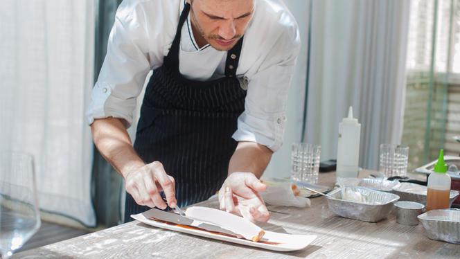 Chef - La Terraza del Claris - Hotel Claris, Barcelona