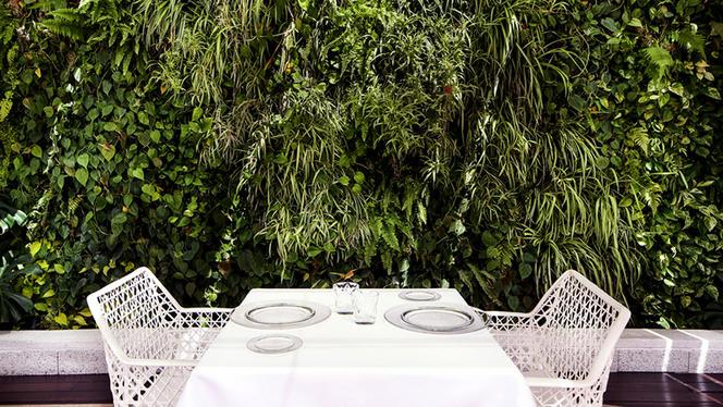 Sala - La Terraza del Claris - Hotel Claris, Barcelona