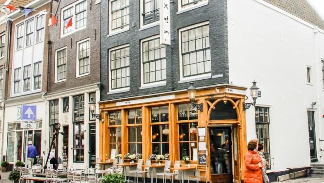 Ingang - Teun Eat, Drink & Sleep, Amsterdam